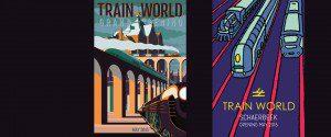 Train world poster - CAD