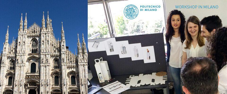 Workshop Milan - CAD